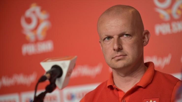 Małowiejski: Myślimy o rywalach w 1/8 finału, ale na razie Ukraina