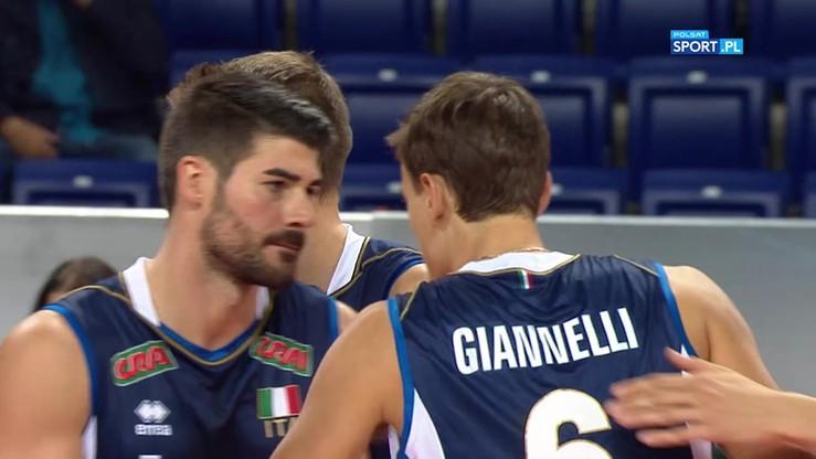 Słowacja - Włochy 0:3. Skrót meczu