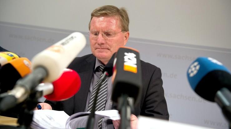 Władze Saksonii nie przyznają się do błędu ws. samobójstwa podejrzanego o planowanie zamachów