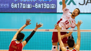 01-06-2016 12:32 Polscy siatkarze pokonali Chińczyków. Wyjazd do Rio coraz bliżej