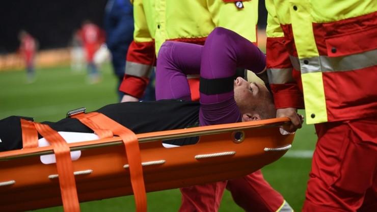 Bramkarz reprezentacji Anglii może stracić Euro 2016