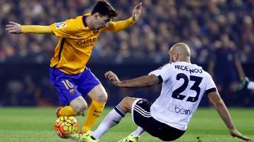 2015-12-05 Barcelona wpadła na Minę. Valencia zatrzymała lidera