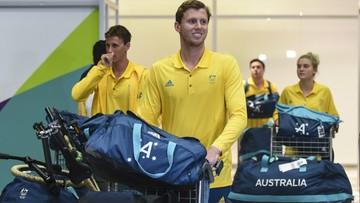 01-08-2016 18:05 Złodzieje, pożar i brud. Pech nie opuszcza Australijczyków w Rio