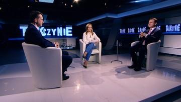 """20-02-2017 23:04 """"Politycy PiS są mentalnie poza Unią Europejską"""". Poseł Szłapka w programie """"Tak czy Nie"""""""