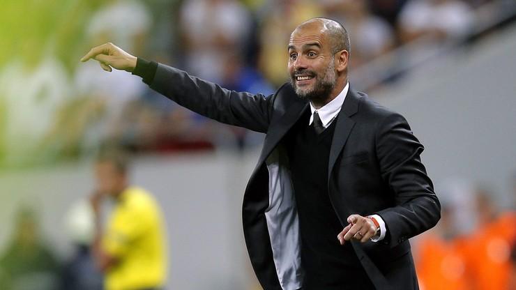 Pokaz siły ekipy Guardioli. Manchester City rozgromił Steauę Bukareszt