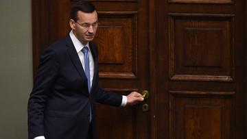27-06-2016 11:05 Morawiecki: nie przewiduję zmian w polityce wydatkowej w związku z Brexitem. Podwyżka kwoty wolnej w ramach jednolitej składki