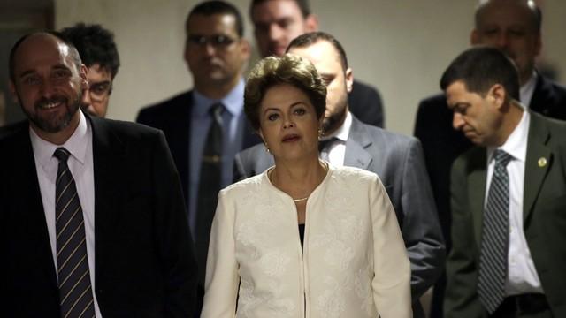 Brazylia: ostatnia faza procesu w Senacie przeciwko prezydent Rousseff