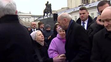 Antoni Macierewicz poza rządem. Materiał