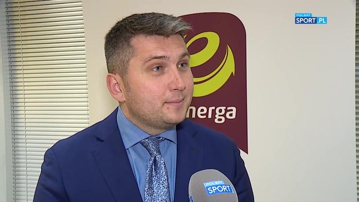 2018-01-09 Piesiewicz: Mamy nie tylko nową nazwę rozgrywek, ale również cały system identyfikacji wizualnej