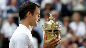 2017-07-16 Wimbledon. Federer: Ten finał był magiczny