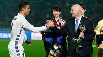 2016-12-18 Ronaldo: To niesamowity rok dla mnie i Realu Madryt