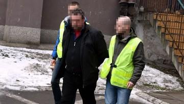 16-02-2017 18:49 65-letni rolnik-stalker aresztowany. Ofiarę poznał na zakupach