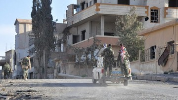 """04-04-2016 05:44 Syria: czołowy przywódca Frontu Al-Nusra zabity. """"To atak amerykańskiego drona"""""""