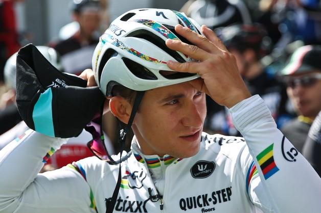 Michał Kwiatkowski nie wie jeszcze, czy wystartuje w Tour de Pologne