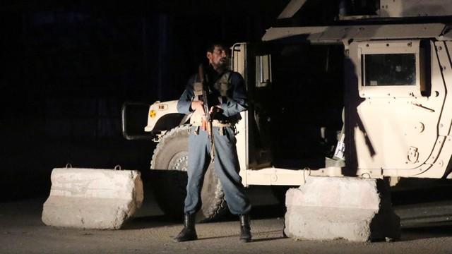 Afganistan: atak talibów w Kabulu. Potężna eksplozja w kompleksie wojskowo-mieszkalnym