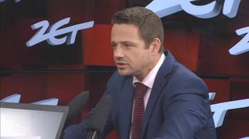 Trzaskowski: nie będę oceniać obecnej prezydent Warszawy