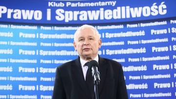 11-09-2016 16:29 Kaczyński: w sprawach najwyższej wagi w kierownictwie PiS poglądy muszą być jednolite