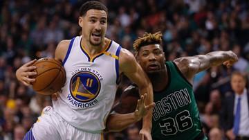 2016-11-20 NBA: Siódme z rzędu zwycięstwo Warriors