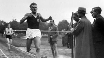 2017-07-31 85 lat temu Janusz Kusociński zdobył złoty medal olimpijski