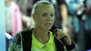 2017-01-05 Wozniacki i Strycova odpadły w ćwierćfinale w Auckland