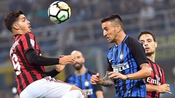 2017-12-27 Puchar Włoch: AC Milan - Inter Mediolan. Transmisja w Polsacie Sport