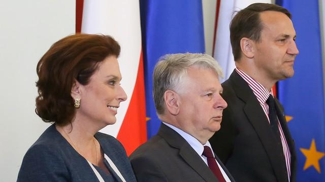 We wtorek nowy marszałek Sejmu? Sikorski złoży rezygnację