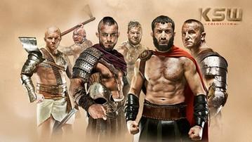 2017-10-18 Premiera historycznej gali! KSW 39: Colosseum w Polsacie Sport