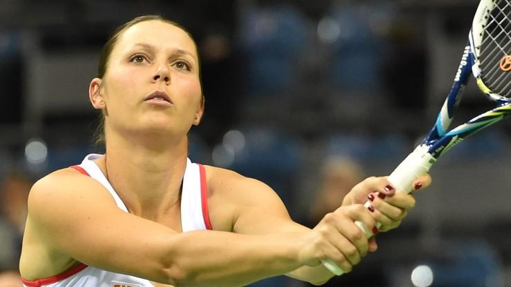 Turniej WTA w Sydney: Jans-Ignacik awansowała do ćwierćfinału debla