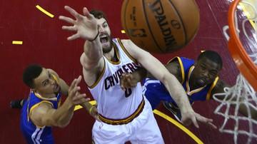 2016-11-24 NBA: Love rzucił 34 punkty w pierwszej kwarcie