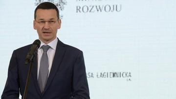 01-02-2017 13:03 Morawiecki: w tym roku wzrost gospodarczy będzie solidny, przekroczy 3 proc.