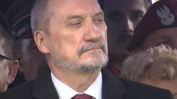 22-03-2017 10:09 Prokuratura bada zawiadomienie Macierewicza ws. Tuska