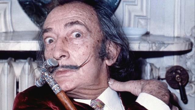 Salvador Dali zostanie ekshumowany w związku ze sprawą o ojcostwo