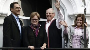 07-06-2016 05:26 Wybory w Peru: minimalna przewaga Kuczynskiego