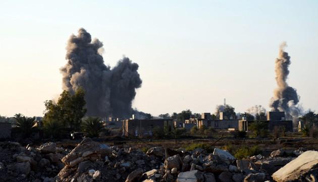 Irak: wojska rządowe atakują centrum Ramadi