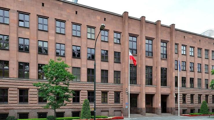 MSZ: możliwość wystąpienia przez Polskę z roszczeniami wojennymi jest kompleksowo badana
