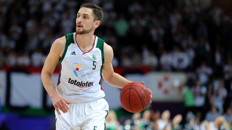 PP koszykarzy: Legia gospodarzem turnieju finałowego