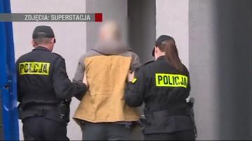 Nożownik ze Stalowej Woli usłyszał zarzuty. Został aresztowany. Dwie osoby nadal w stanie bardzo ciężkim
