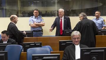 Ratko Mladić skazany na dożywocie za ludobójstwo w Bośni