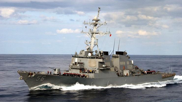 Minister obrony USA zapowiada szersze śledztwo po kolizji niszczyciela