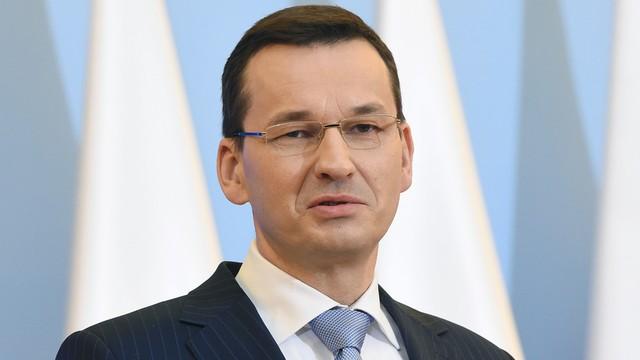 Morawiecki: dla Polski ważna jest walka z unikaniem opodatkowania
