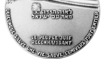 27-06-2017 20:08 Medal Sprawiedliwy Wśród Narodów Świata dla czworga Polaków