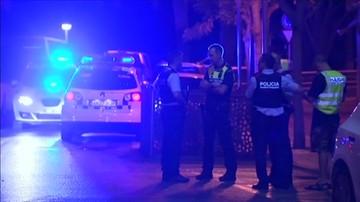 Drugi zamach terrorystyczny w Hiszpanii. Policja zastrzeliła pięciu napastników. Są ranni