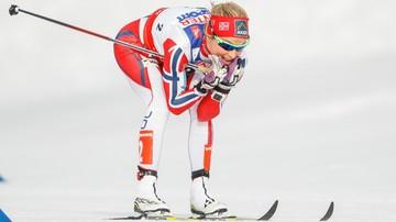 2015-11-13 Johaug wygrała pierwsze zawody sezonu w biegach narciarskich