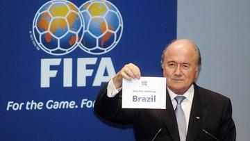 """09-07-2016 13:43 Blatter stracił fragment ucha. """"Zło zostało pokonane"""""""