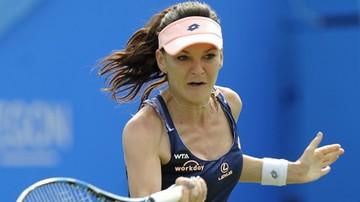 2017-01-07 WTA Sydney: Radwańska turniejową dwójką