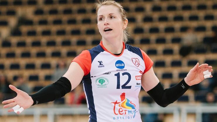 Heike Beier zostaje w Budowlanych Łódź