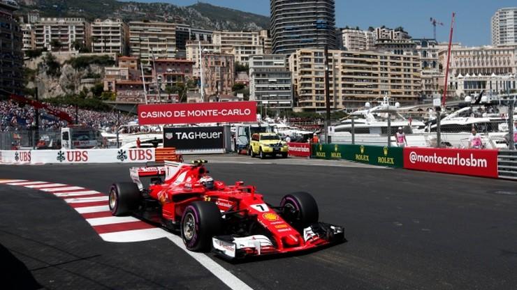 GP Monako: Raikkonen wywalczył pole position w Monte Carlo