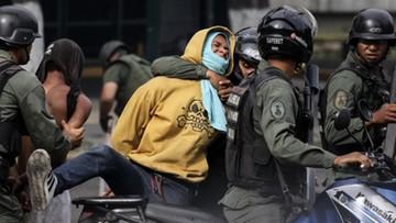 28-07-2017 21:34 ONZ wzywa Wenezuelę do poszanowania swobody demonstrowania
