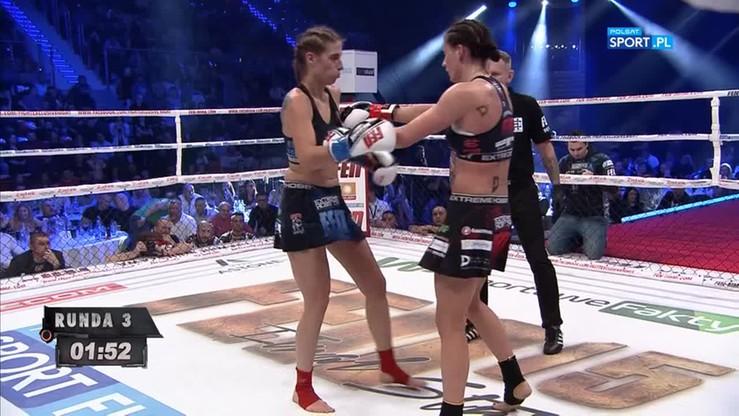 Martina Fendrichova - Róża Gumienna. Skrót walki