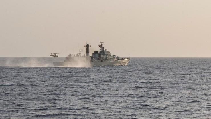 Amerykański niszczyciel ostrzelany u wybrzeży Jemenu
